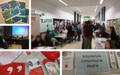 Celebrando la II Jornada de Voluntariado