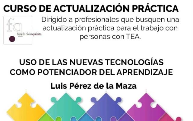 Curso de actualización «Uso de las nuevas tecnologías como potenciador del aprendizaje»