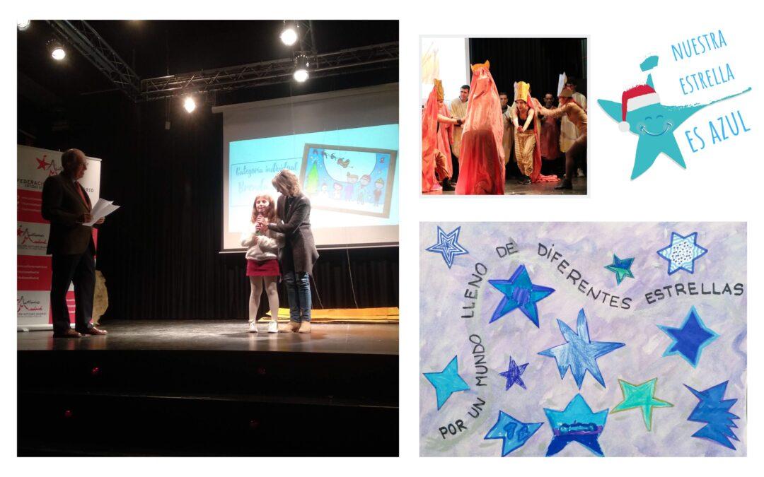 Acto de entrega premios concurso postales «Nuestra Estrella es Azul 2019»
