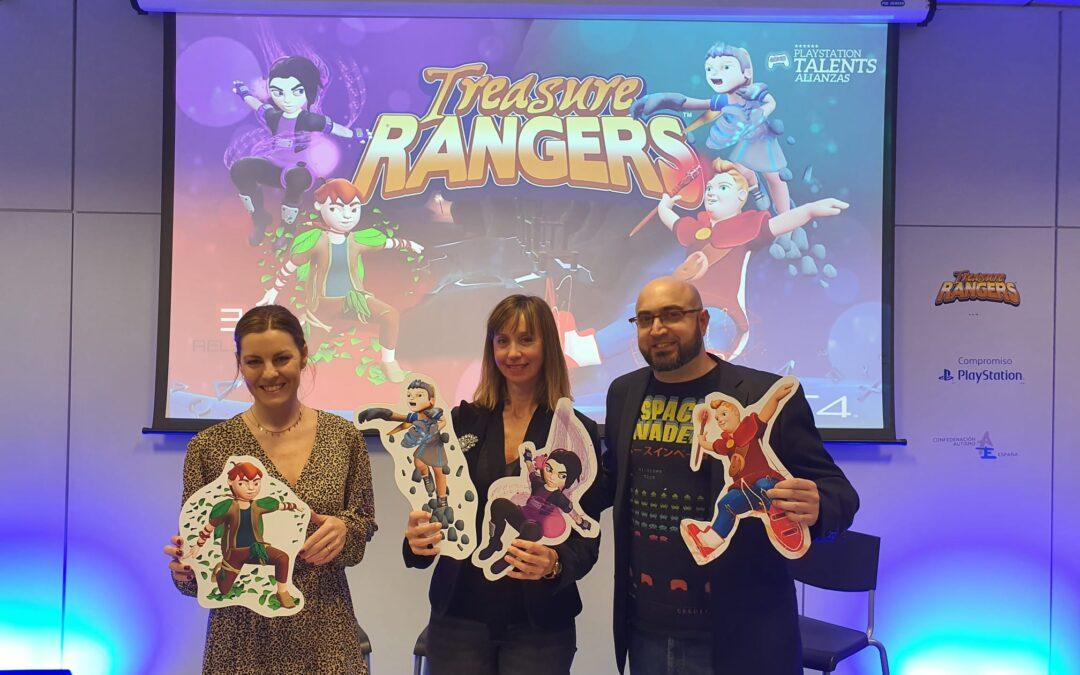 Treasure Rangers, el videojuego inclusivo que visibiliza el autismo