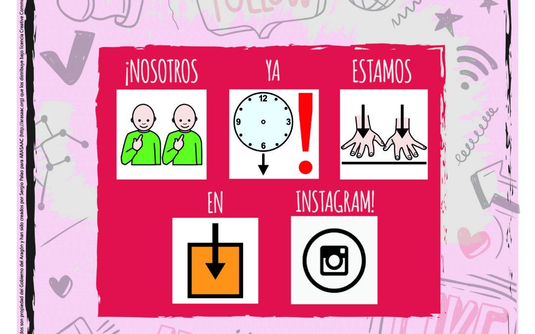 Autismo Madrid ya está en Instagram