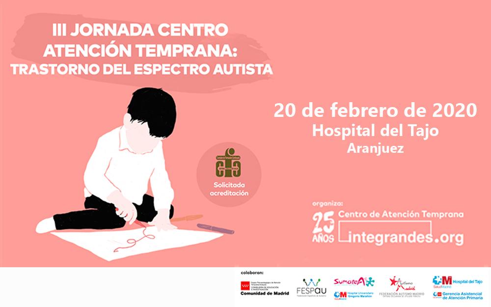 Jornada informativa sobre Trastorno del Espectro del Autismo