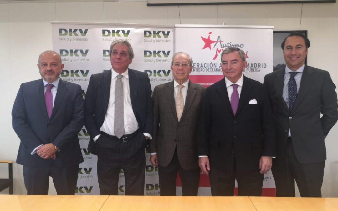 DKV crea una póliza para personas con TEA para que sean atendidas de forma rápida y por profesionales especializados