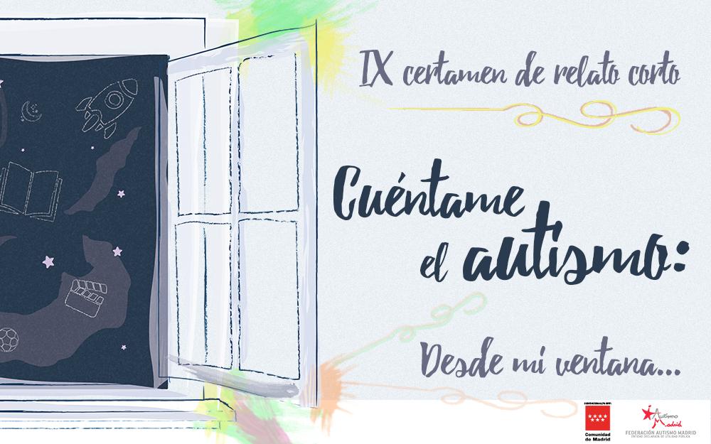 IX Edición certamen de relato corto «Cuéntame el Autismo»