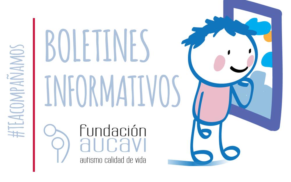 Boletines informativos de Fundación AUCAVI
