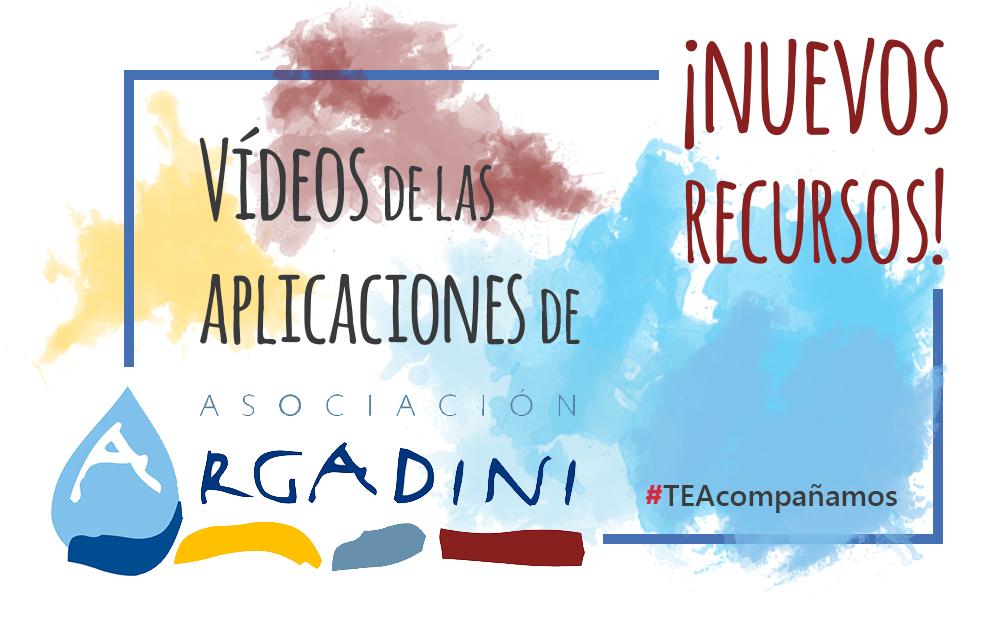 Vídeos de obras de arte con pictogramas ofrecidos por Argadini