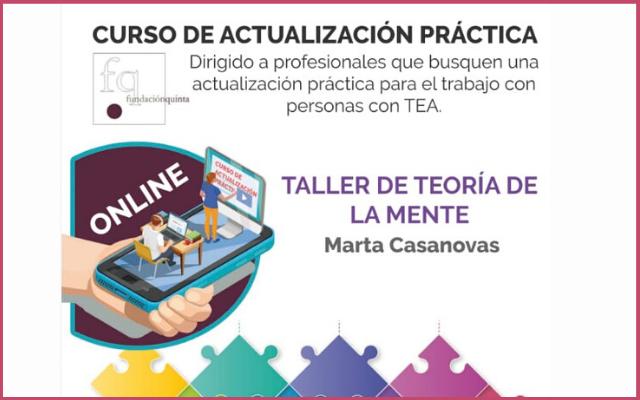 Curso de actualización práctica: Taller de Teoría de la Mente de Fundación Quinta