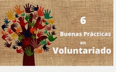 6 Buenas Prácticas en Voluntariado