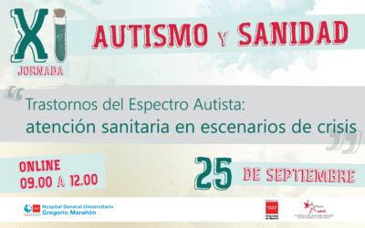 XI Jornada Autismo y Sanidad de Federación Autismo Madrid