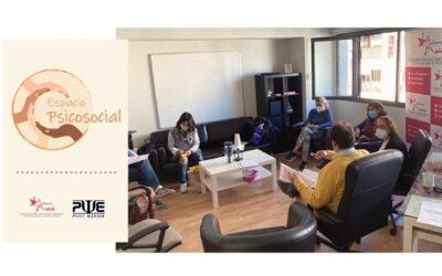 Segunda sesión del Grupo de apoyo psicosocial de Autismo Madrid