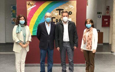El Ayuntamiento de Las Rozas dona 1.000 mascarillas a Nuevo Horizonte