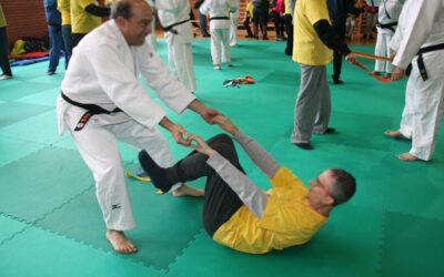 Autismo y Judo en la Asociación Nuevo Horizonte