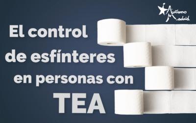 El control de esfínteres en personas con TEA