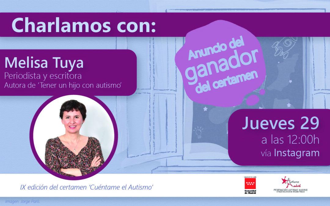 El 29 de octubre conocemos el relato ganador de la IX edición de Cuéntame el Autismo