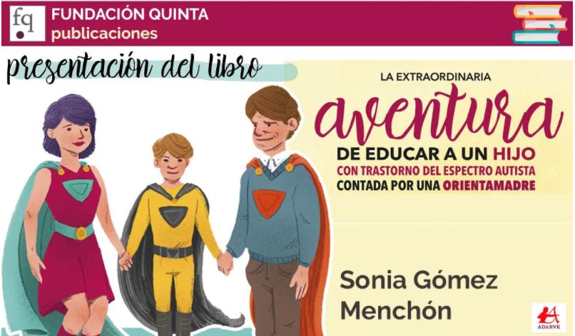 Fundación Quinta os invita a la presentación online del libro…