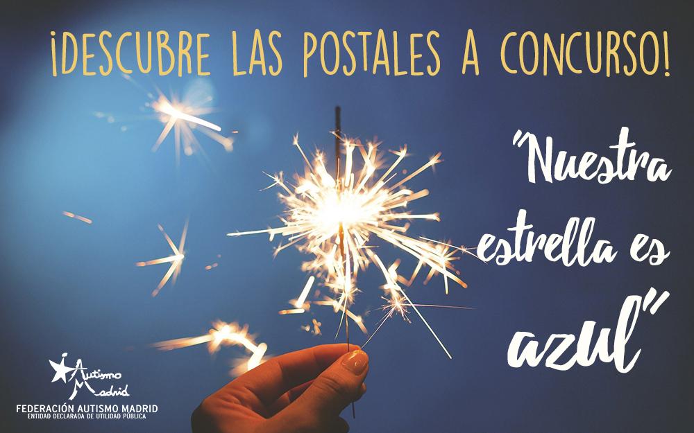 Todas las postales que han participado en la VIII edición de «Nuestra Estrella es Azul»