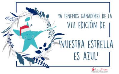 Ya tenemos ganadores de la VIII edición de Nuestra Estrella es Azul