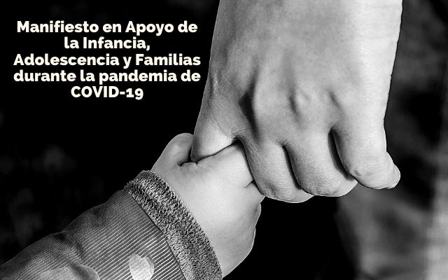 Autismo Madrid se suma al «Manifiesto en Apoyo de la Infancia, Adolescencia y Familias durante la pandemia de COVID-19»