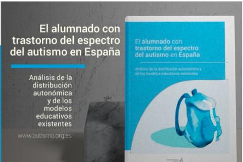 Un estudio de Autismo España evidencia grandes desigualdades entre comunidades autónomas para el alumnado con autismo