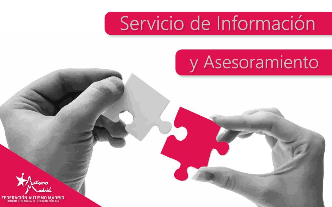 Servicio de Información y Asesoramiento de Autismo Madrid