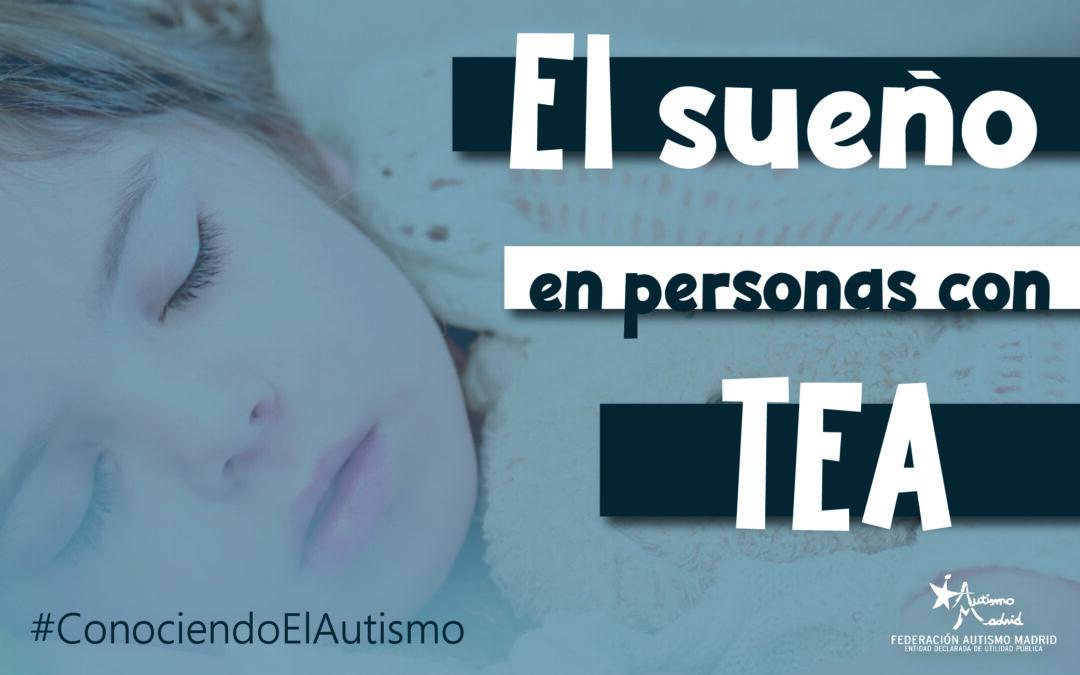 El sueño en las personas con TEA