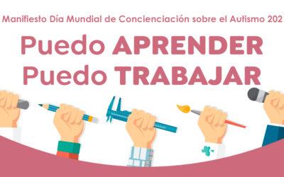 Firma el manifiesto del movimiento asociativo del autismo en España