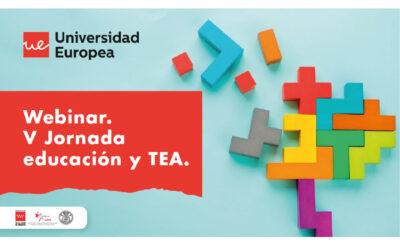 V Jornada Educación y TEA – 30 de abril de 2021