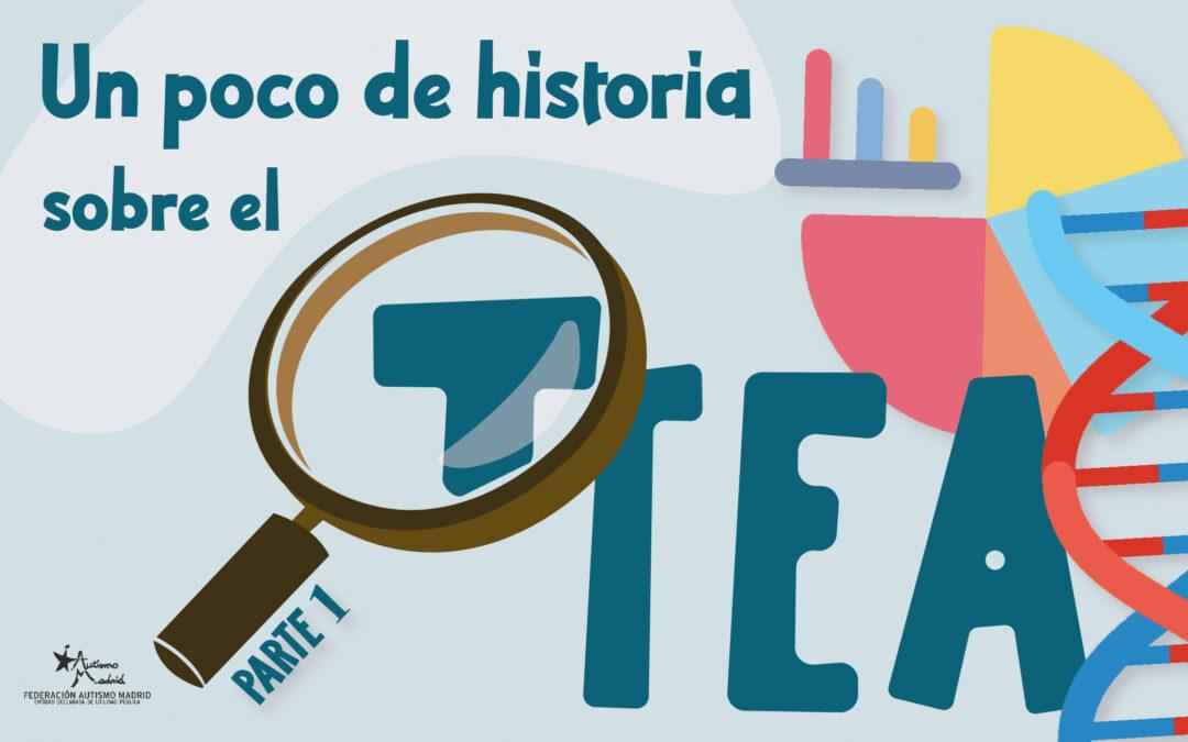Un poco de historia sobre el TEA… (Parte 1)