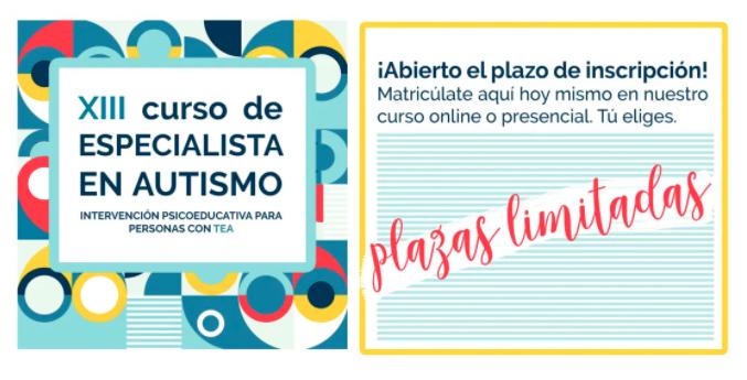 XIII Curso de Especialista en Autismo de Fundación Quinta y Aucavi