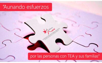 Federación Autismo Madrid da la bienvenida a EDAI, Qualis Vitae y Yuna como nuevas entidades socias