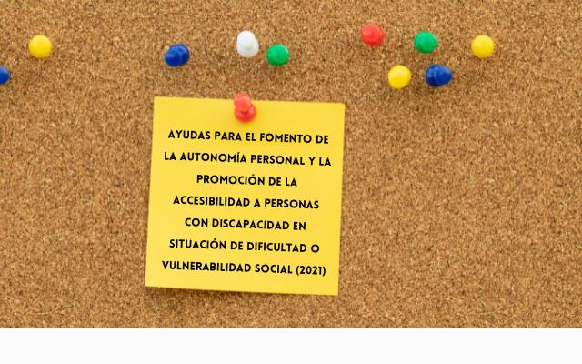 Abierta la convocatoria de solicitud de ayudas de la Comunidad de Madrid