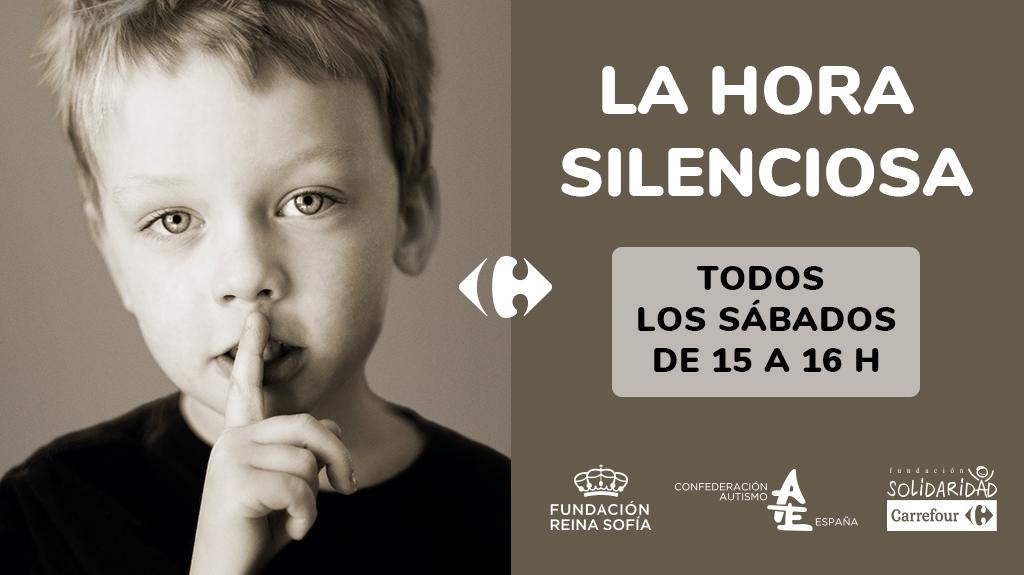 Carrefour España implanta «La Hora Silenciosa» a favor de las personas con autismo e hipersensibilidad sensorial en sus centros