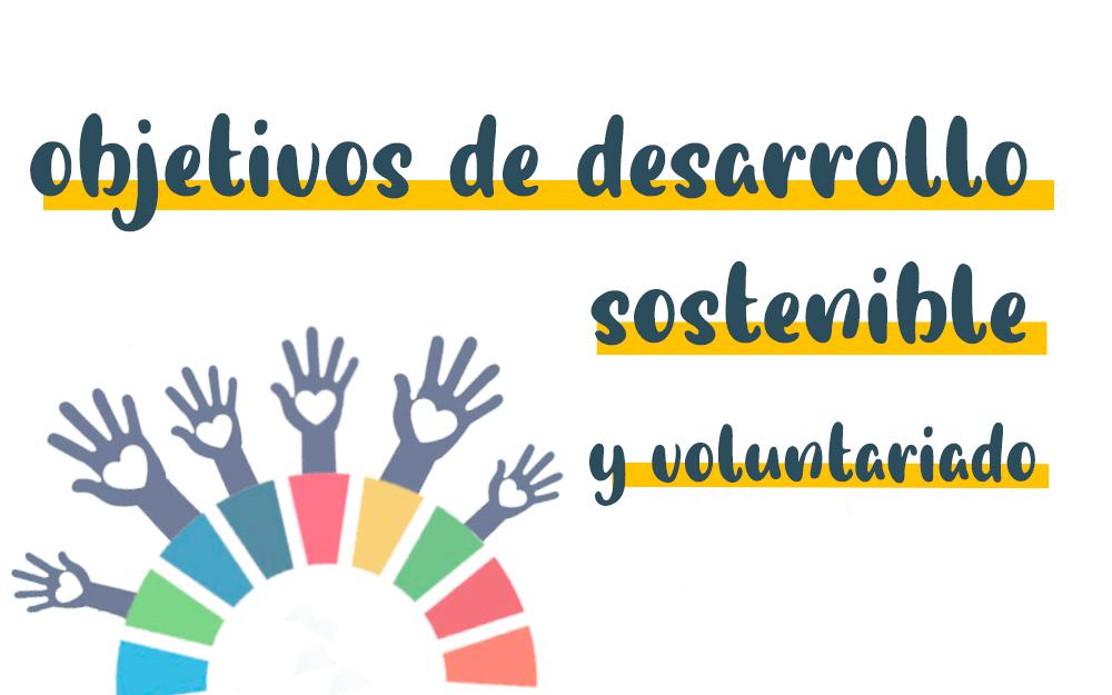 El voluntariado y los objetivos de desarrollo sostenible