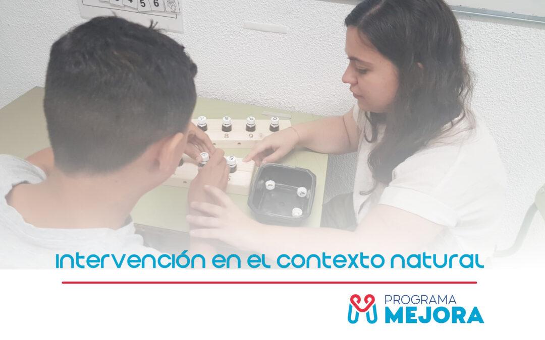 El Programa Mejora de Fundación Mutua Madrileña fomenta el trabajo en el contexto natural
